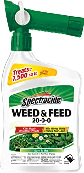 Spectracide Weed & Feed 20-0-0 Dandelion Killer
