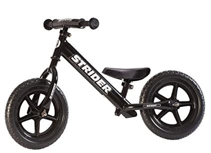 44ee10d3553 Amazon.com: Strider - 12 Sport Balance Bike, Ages 18 Months to 5 ...