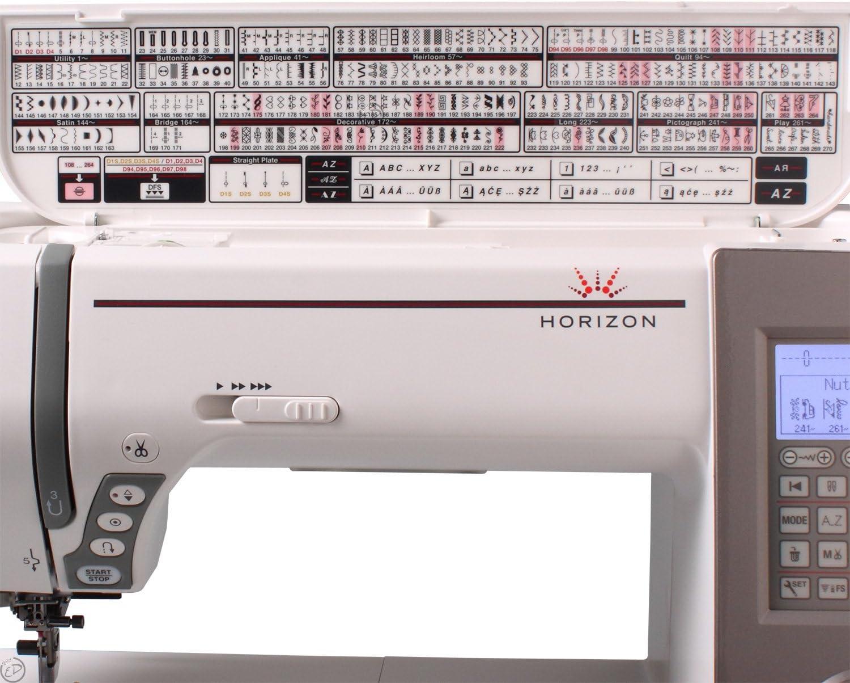Janome - Máquina de coser: Amazon.es: Hogar