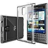 Blackberry Passport Case - Ringke FUSION Passport Case [FREE Screen Protector/Drop Protection][CLEAR] Shock Absorption Bumper Premium Hard Case for Blackberry Passport