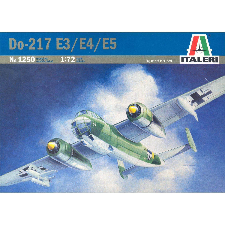 Italeri Dornier Do 217 E3 / E4 / E