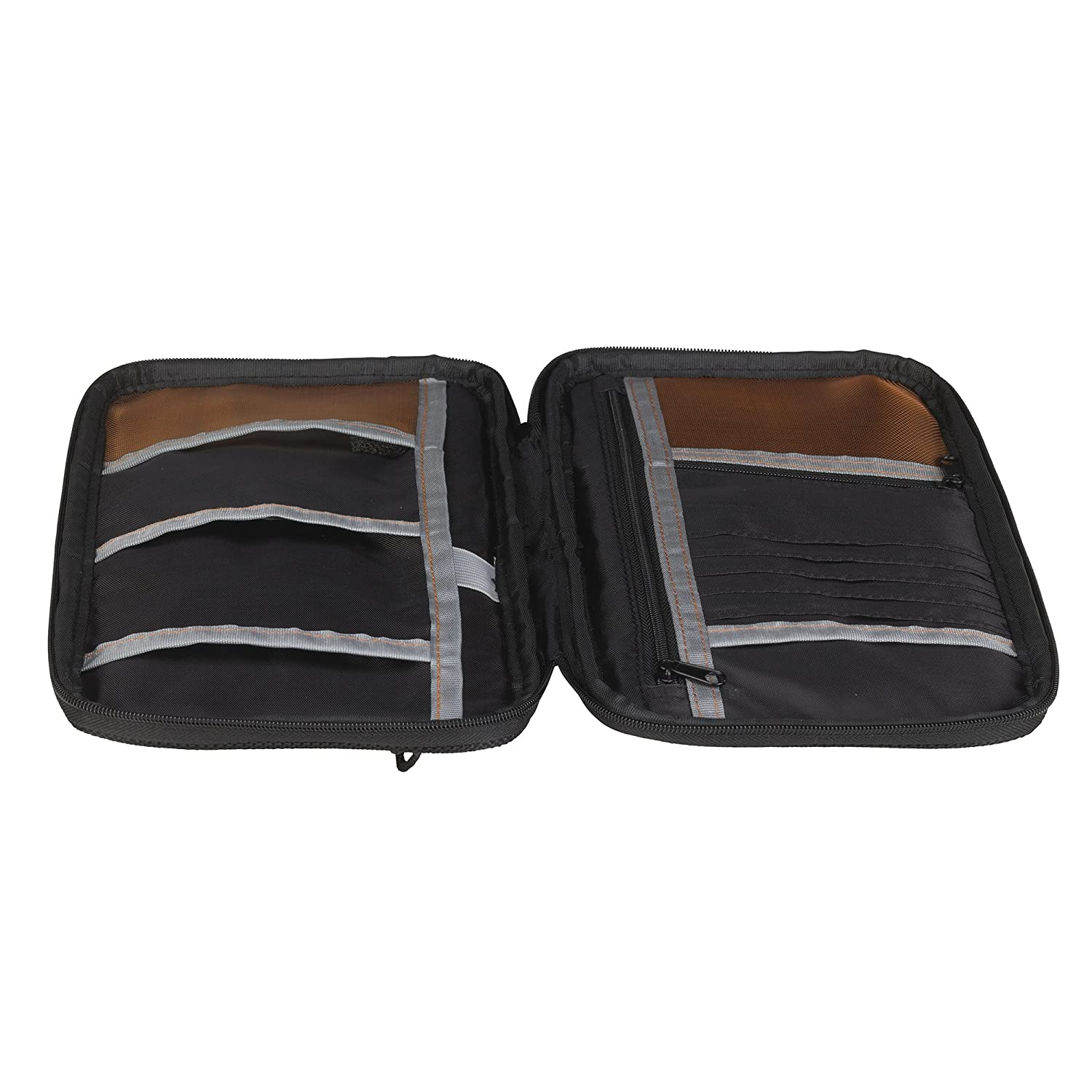 Bagages RFID Document Organizer Noir Taille