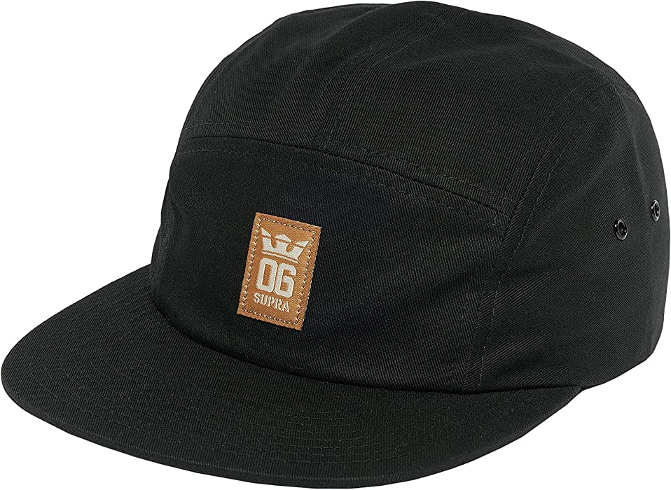 cba99b809fa62 Supra Homme Casquettes/Casquette 5 Panel OG Crown 5 Panel Hat Snapback Cap