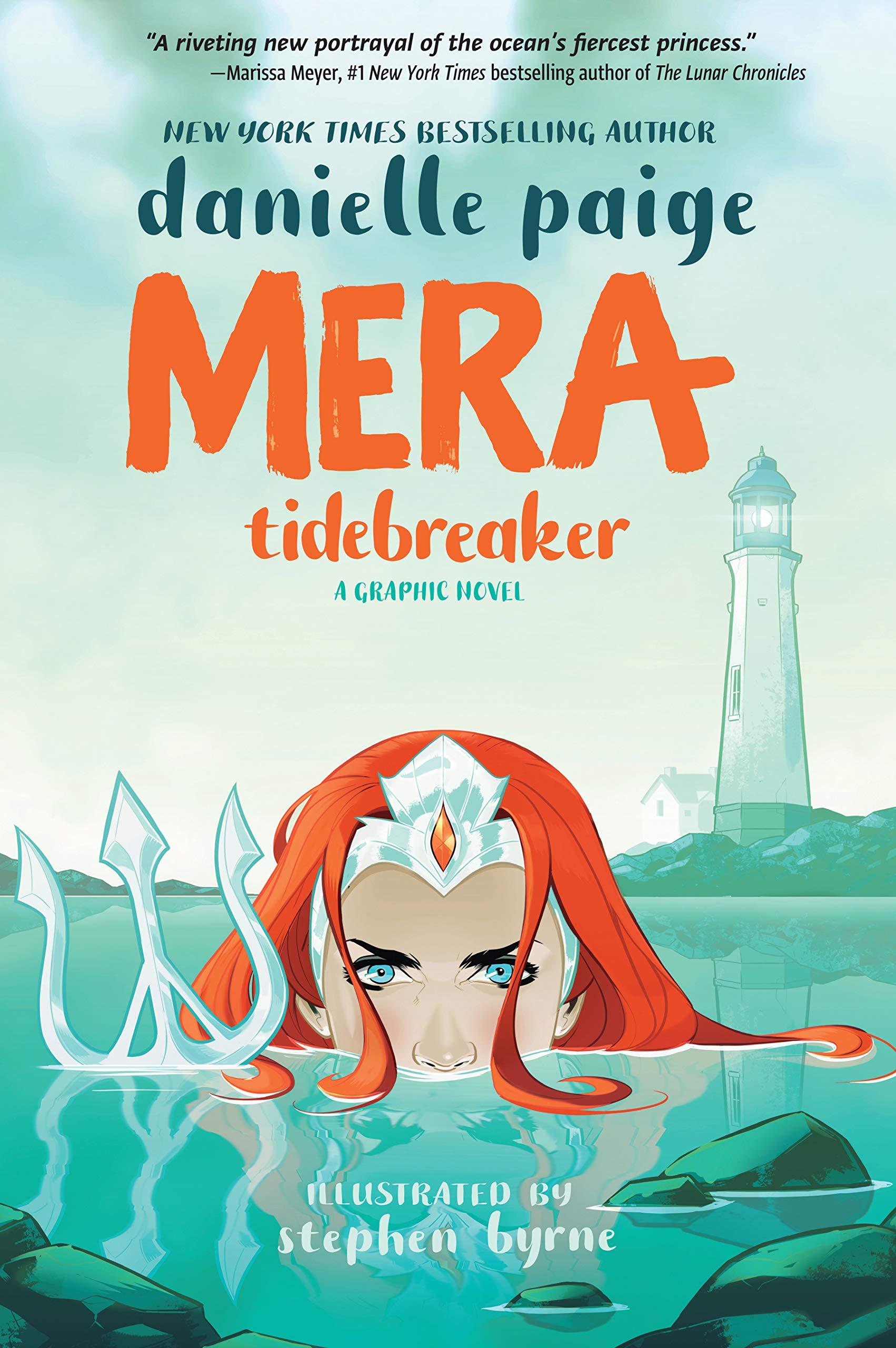 Mera: Tidebreaker por Danielle Paige