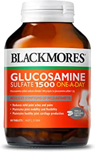Blackmores Glucosamine Sulfate 1500 One-A-Day (90 Tablets)