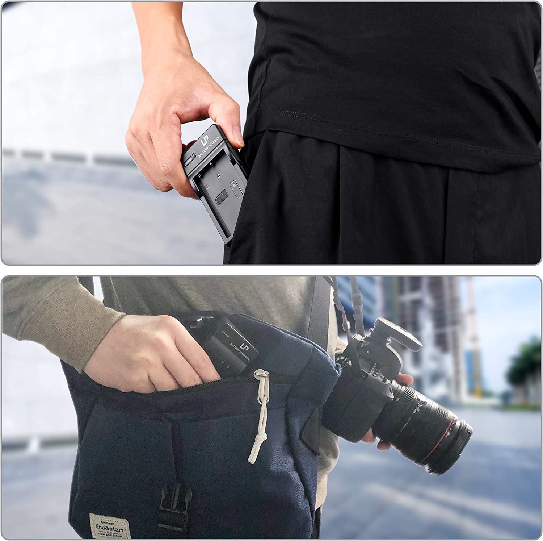 Camera Battery charger For Nikon ENEL14 D5100 D5200 D5300 D3300 D3200 D3100 UZ