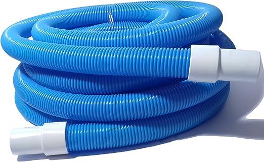 Tubo aspirador de fondos para la limpieza de piscinas de 10/12/15 ...