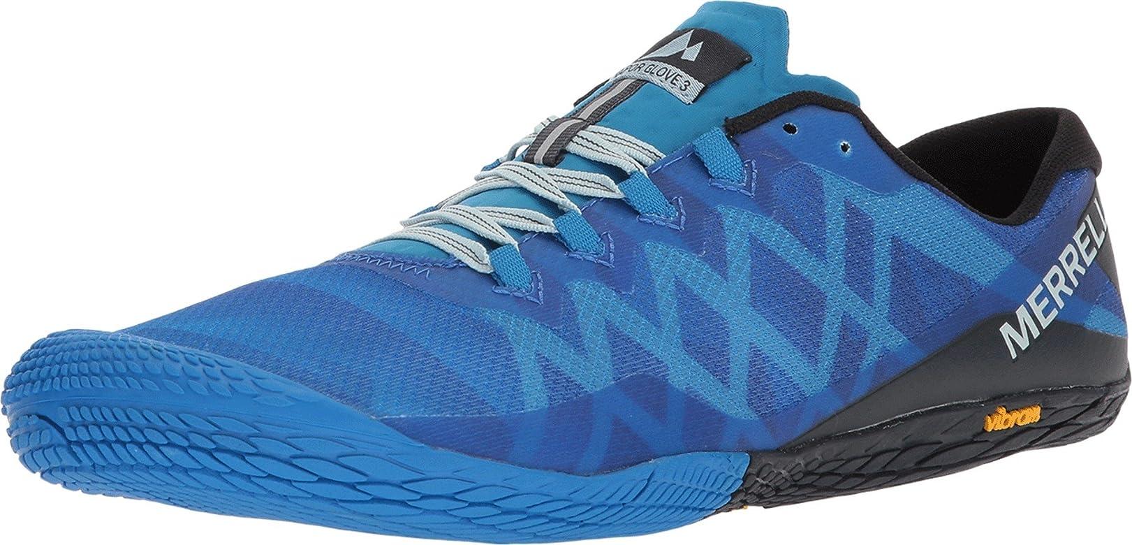 Merrell Vapor Glove 3, Zapatillas Deportivas para Interior para Hombre, Azul (Directoire Blue), 41.5 EU: Amazon.es: Zapatos y complementos