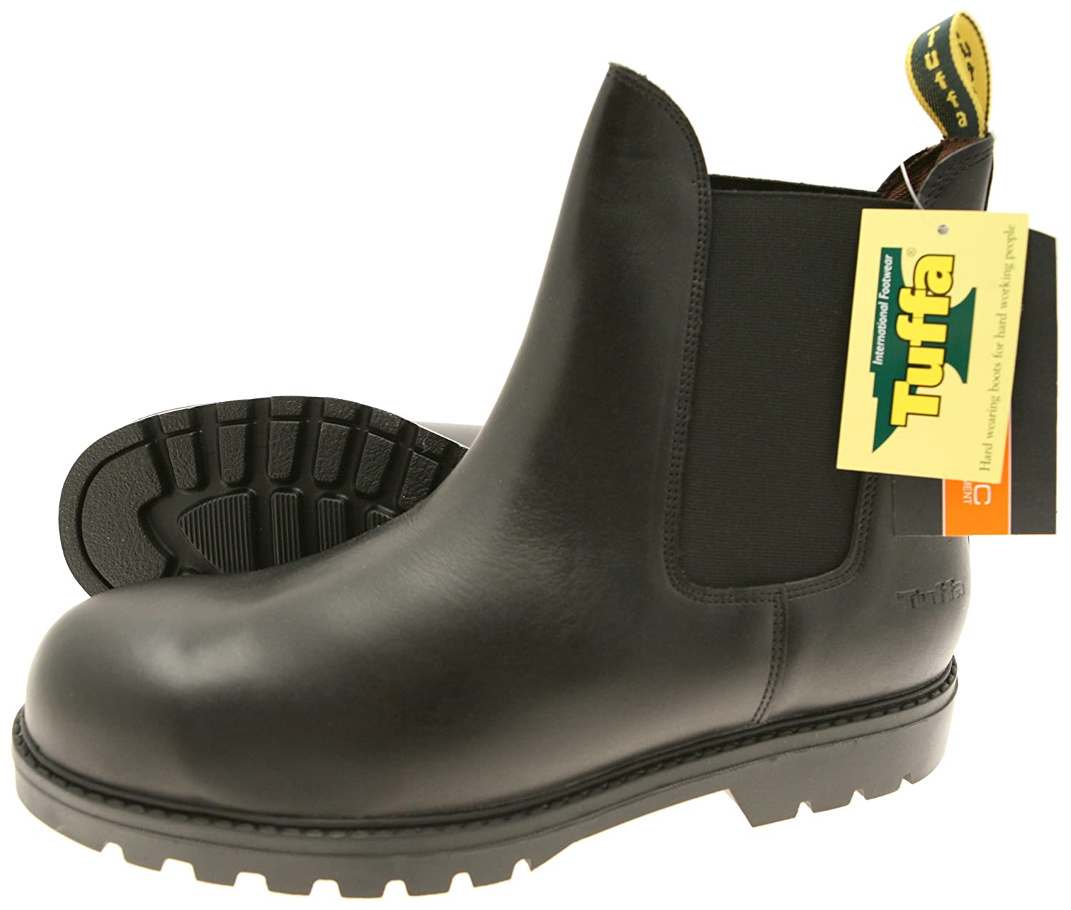 elegant and graceful best collection best price Tuffa Trojan Pull-On Safety Boot