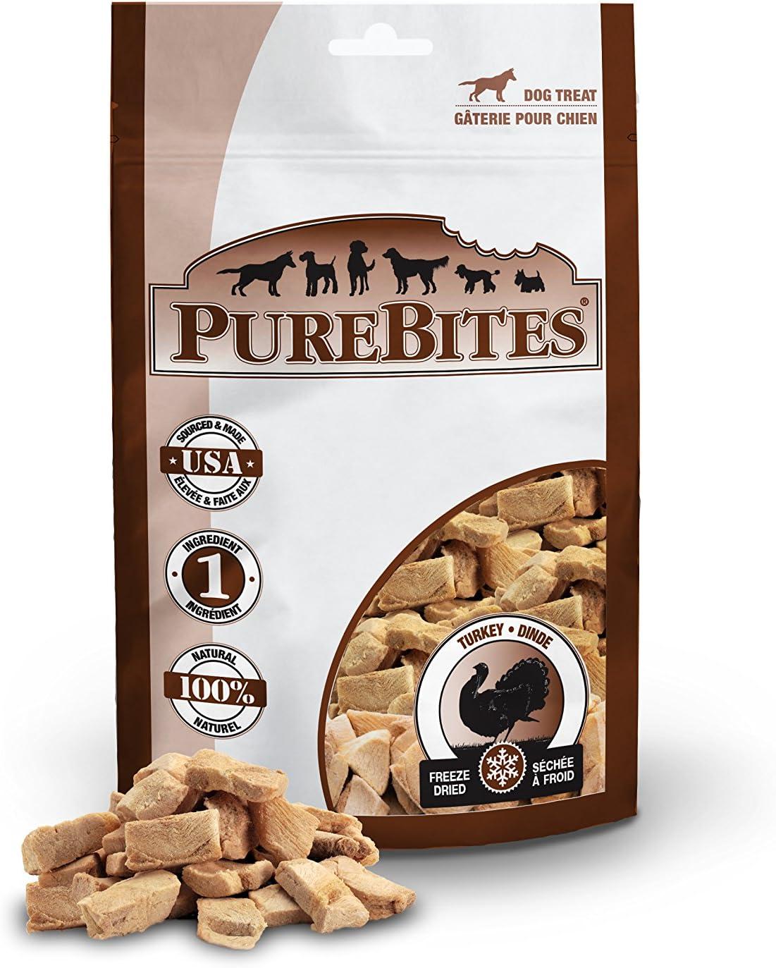 PureBites Freeze Dried Raw Dog Treats, Mid Size