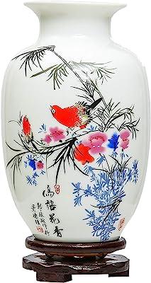 Amazon.com: Japanese drawn Ceramic Porcelain kutani ware. Japanese on