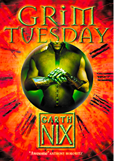 Lady friday the keys to the kingdom book 5 ebook garth nix grim tuesday the keys to the kingdom book 2 fandeluxe Ebook collections