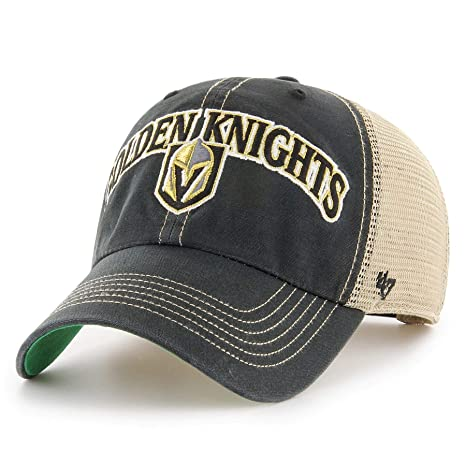 Image Unavailable. Image not available for. Color   47 Vegas Golden Knights  NHL Tuscaloosa Clean Up Cap ... 37a7daf21efb