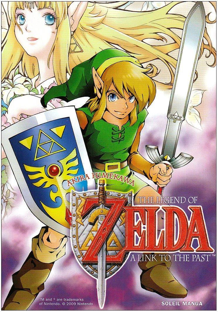 Read Online Zelda : A Link to the Past pdf epub