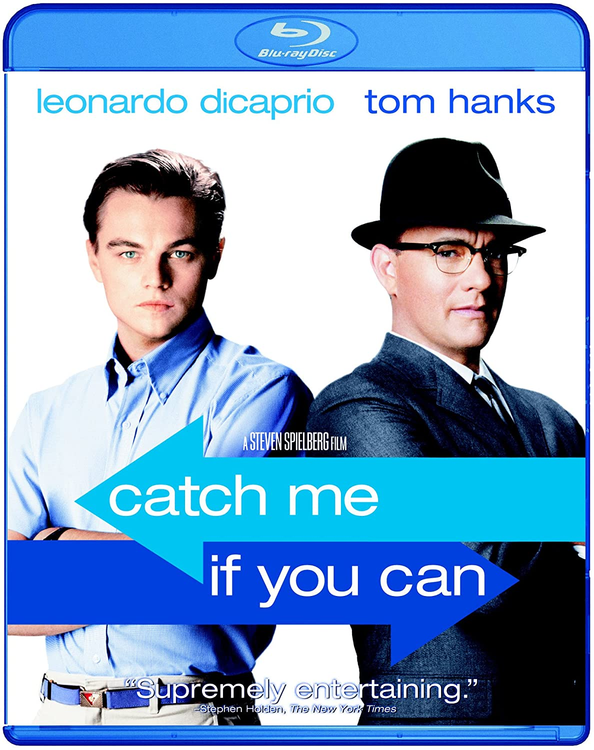Watch Catch Me If You Can 2002 Full Hd 1080p Online
