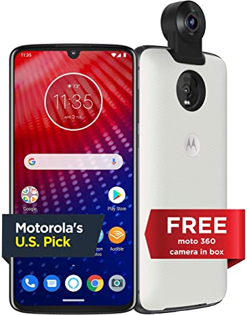 220fef9e0 Moto Z4 with Alexa Hands-Free (Moto 360 camera included) – Unlocked –