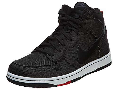 quality design 49bf8 3772c Mens Nike Dunk CMFT Comfort SB Shoes Black University Red 8.5 D(M) US   Amazon.in  Shoes   Handbags