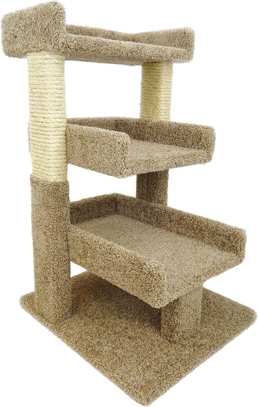 New Cat Condos Premier Triple Cat Perch