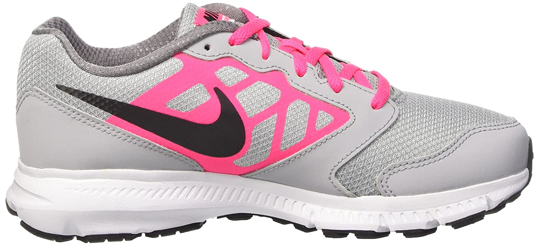 huge discount ba7bb 71103 Nike Mädchen Downshifter 6 (GS/PS) Laufschuhe, Grau/Rosa, 28 EU: Amazon.de:  Schuhe & Handtaschen