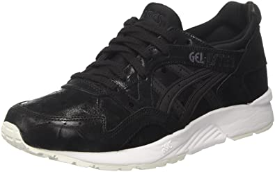 Asics - Gel Lyte V Black - Sneakers Femme - 37.5 2FwMO