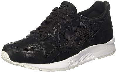 Asics Gel-Lyte V, Chaussures de Gymnastique Femme, Noir (Black/Black), 42.5 EU