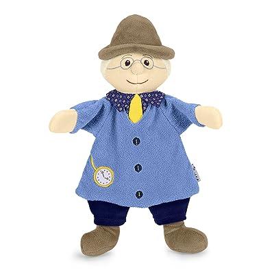 Sterntaler Marioneta de Abuelo, 31 x 27 x 9 cm, Azul: Juguetes y juegos