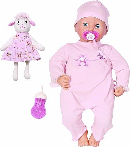 Baby Annabell Muñeca de creación de Zapf