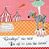 Ideal Home Range 20 Count Circus Paper Cocktail