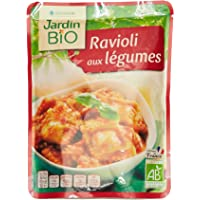 Jardin Bio Ravioli aux Légumes Sachet Express 250 g