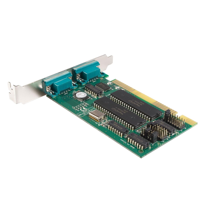 StarTech 2 Port 16550 Serial ISA Card