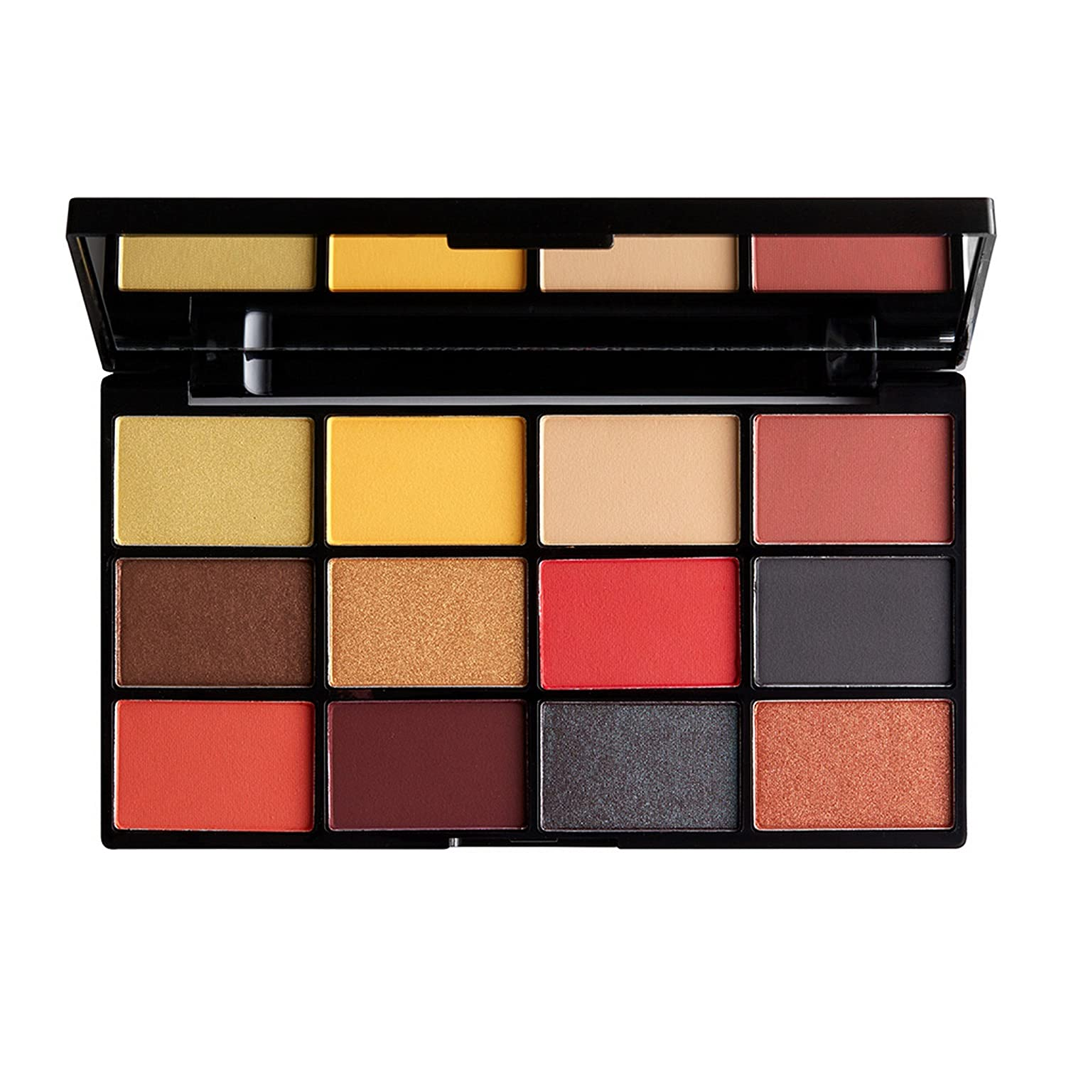 NYX Professional Makeup In Your Element Shadow Palette