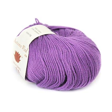 Amazoncom Lotus Yarns Wholesale 10x50g Autumn Wind 90 Cotton 10