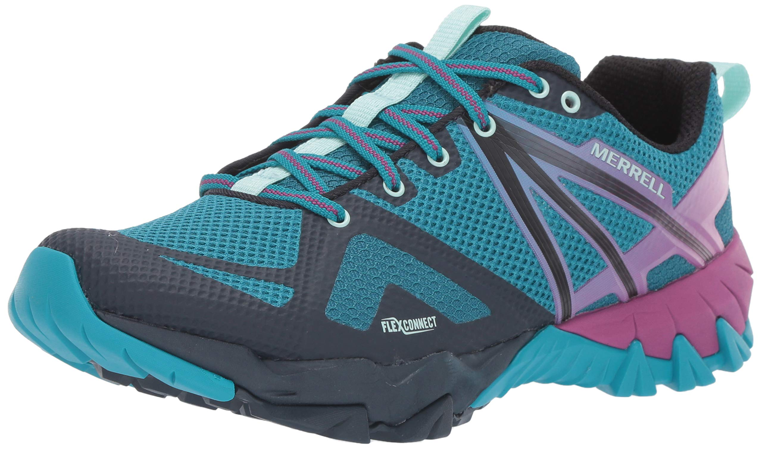 Merrell Women's MQM Flex Hiking Shoe, Ocean Depth 09.0 M US