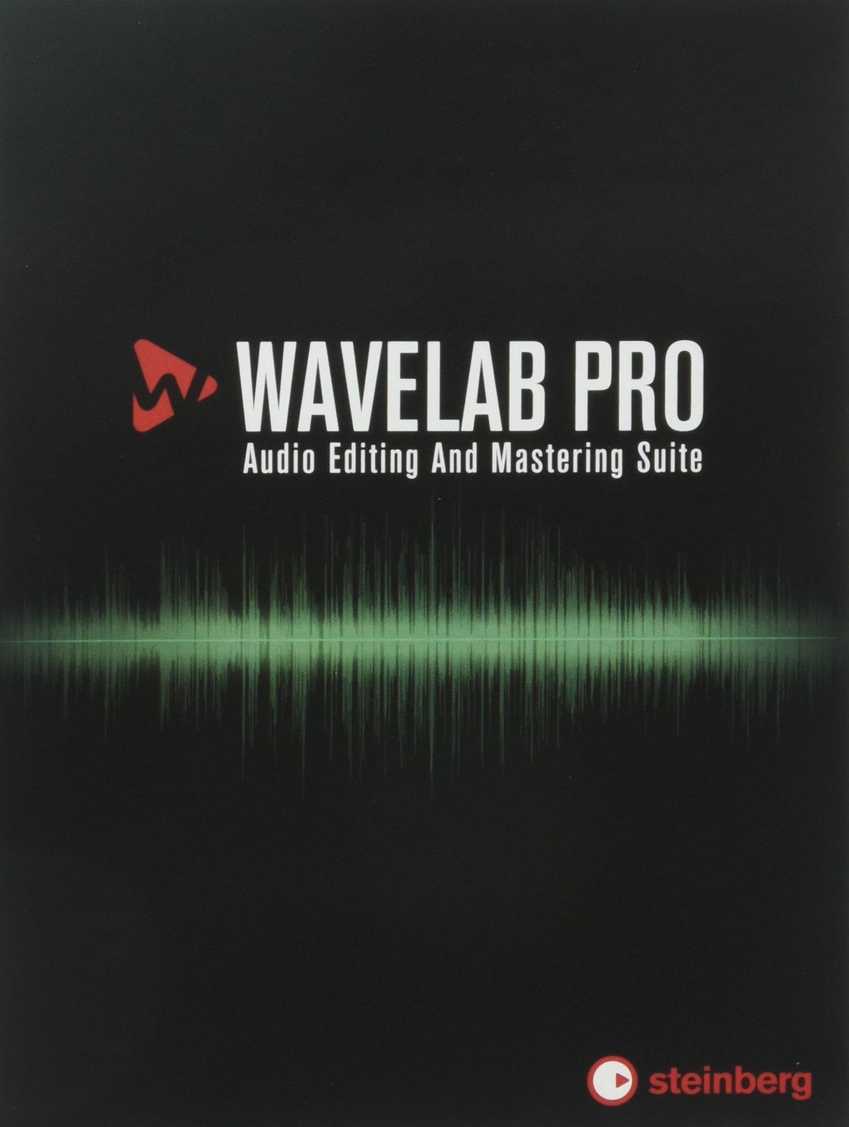 Steinberg Wavelab Pro 9.5 Retail by YAMAHA