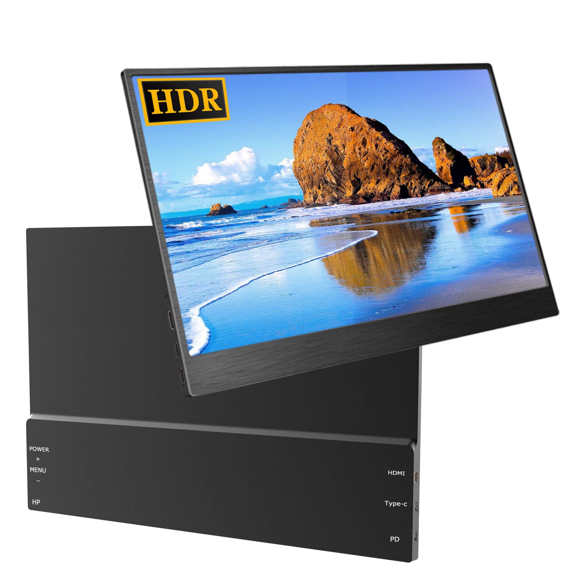 Monitor Portatil USB-C 13.3 1920x1080 IPS HDMI UPERFECT