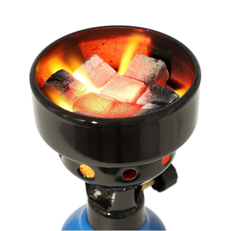 AO® Horno de Acampada hornillo Camping Gas Cocina de Gas Quemador ...