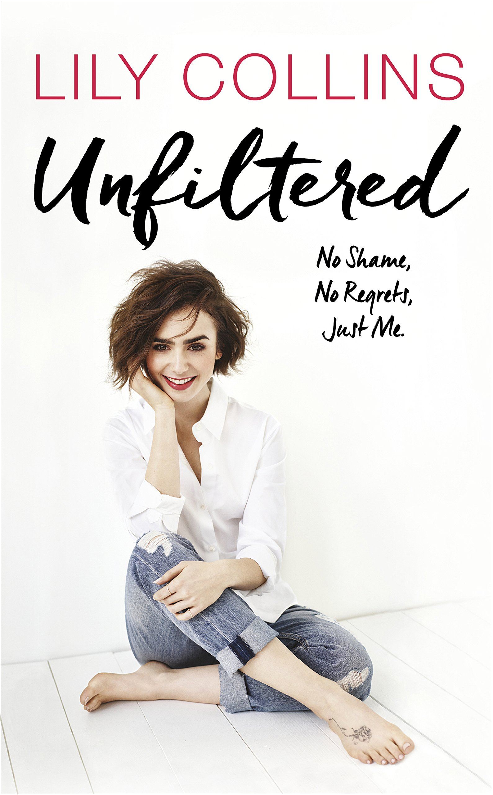 Image result for unfiltered lily collins