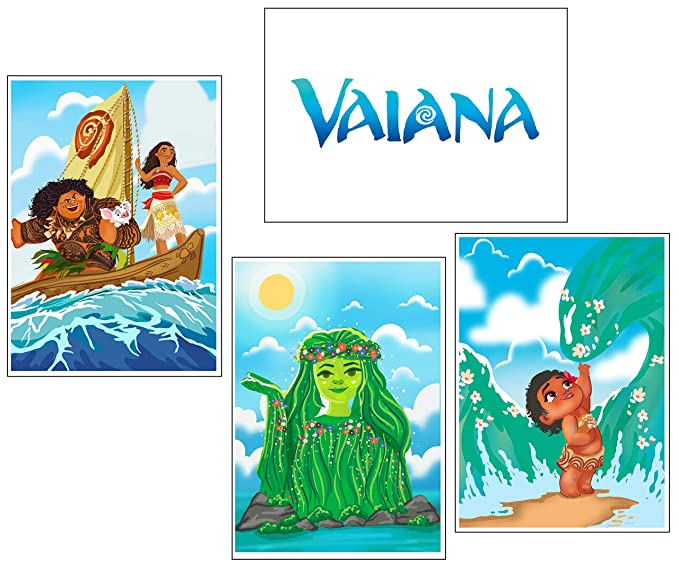 4Good Epictures Premium imágenes Vaiana BZW Moana ...