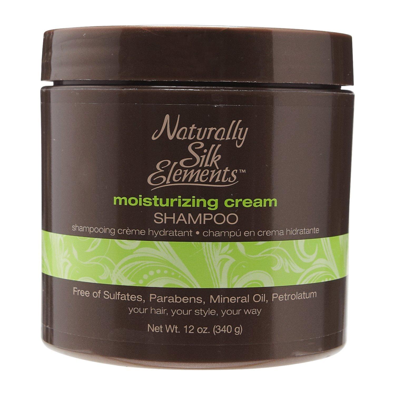 Silk Elements Moisturizing Cream Shampoo