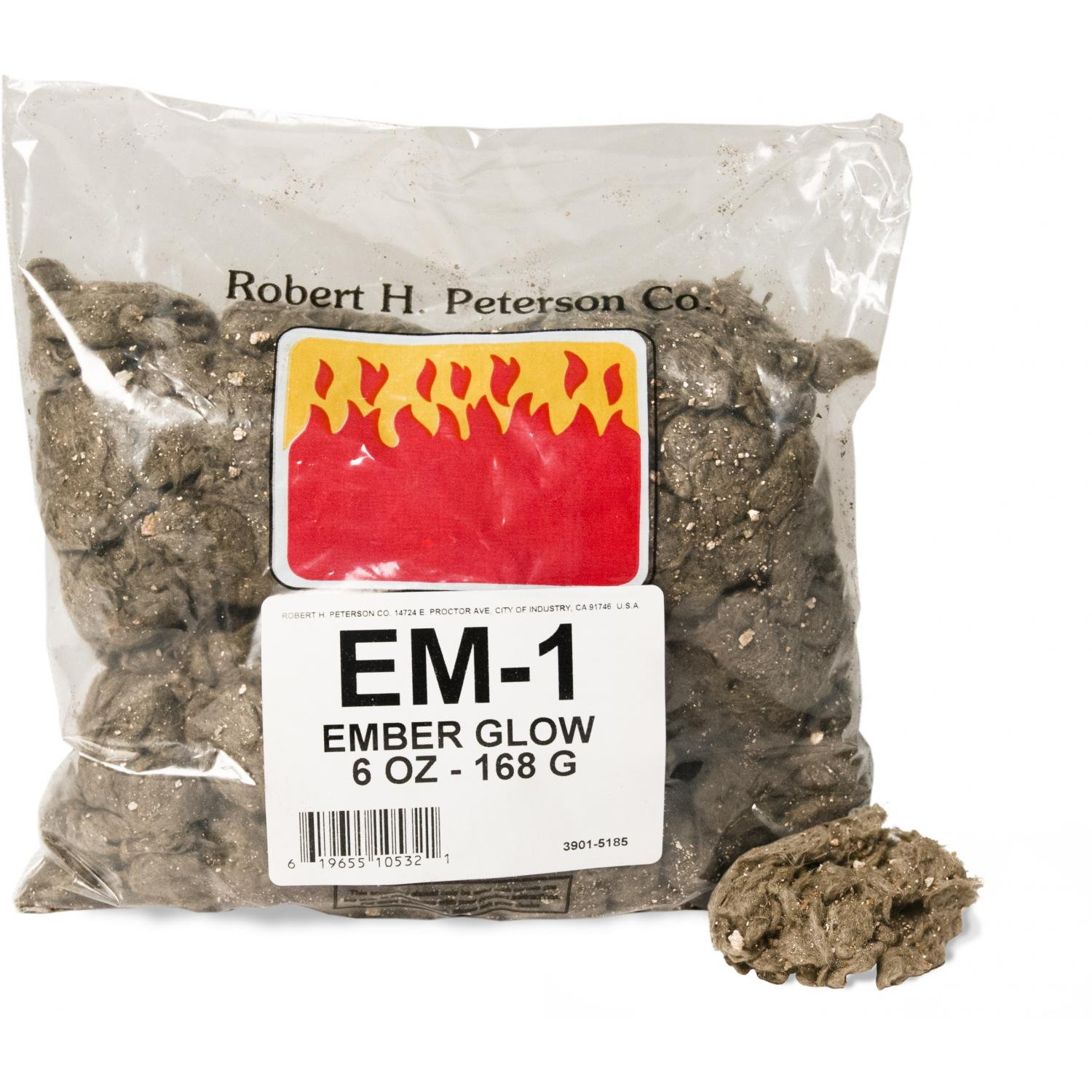 Buy Peterson Gas Logs Ember Glow - 6 Oz. Bag: Gas Logs - Amazon.com ? FREE DELIVERY possible on eligible purchases