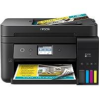 Epson WorkForce ET-4750 Inkjet All-in-One Printer (Black)