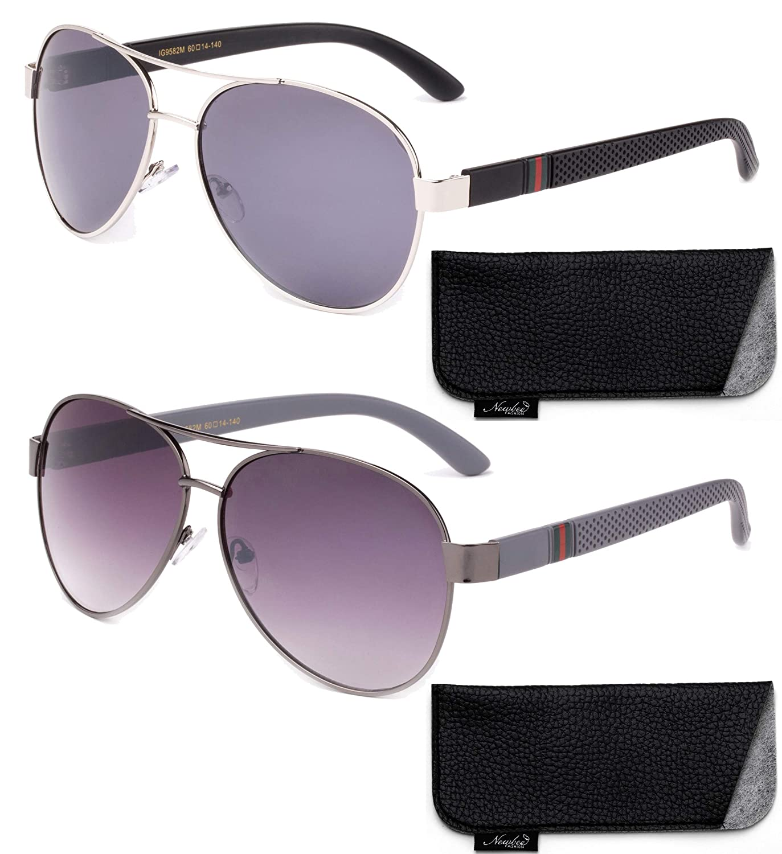 Amazon.com: Cavani - Gafas de sol de estilo aviador para ...