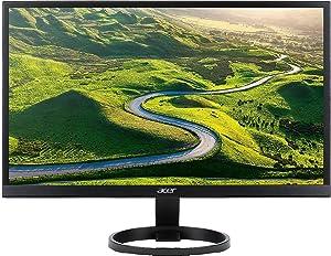 Acer R1 R241Y Bbix 23.8-Inch LED Monitor, Black