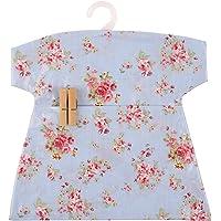 Floral Neoviva bolsa de tela con revestimiento