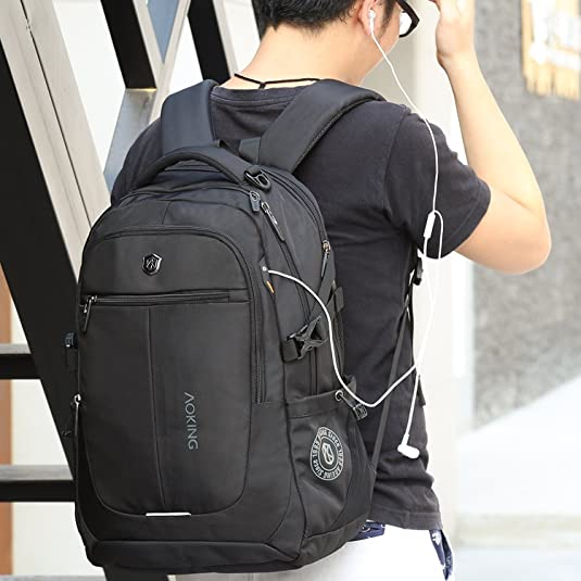 Amazon.com: Brand Men Backpack Light Comfort Fashion Urban Backpack for 15 inch Laptop Breathable Rucksack Mochila School bag,Grey,China: Shoes