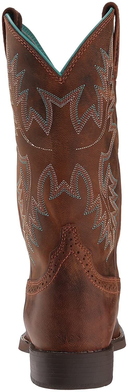 Ariat Woherren Heritage Stockman Western Stiefel, Sassy Sassy Sassy braun, 8.5 C US c90de0