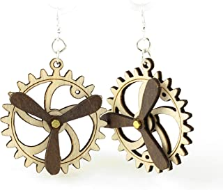 product image for Kinetic Gear Earring 6B