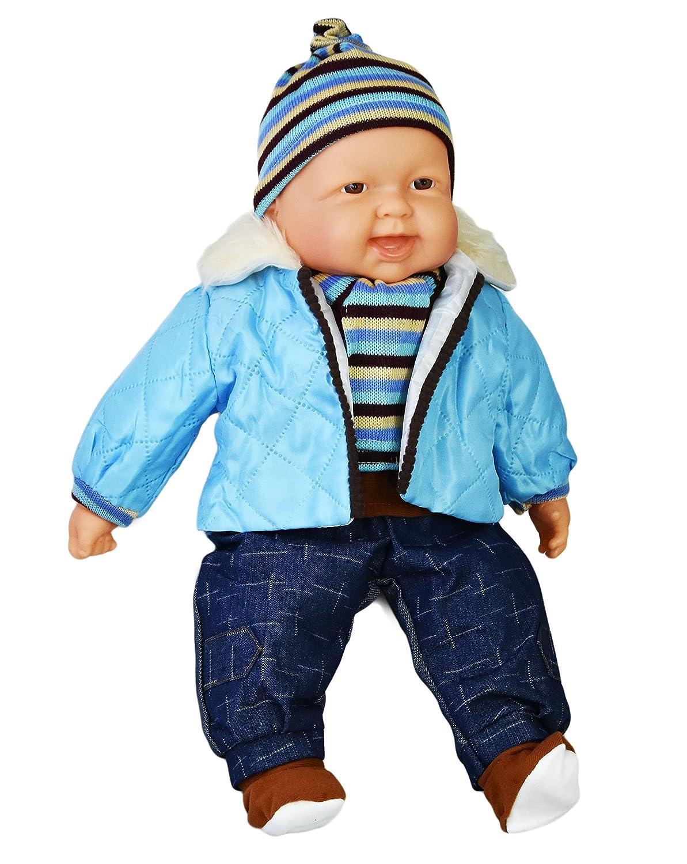 New Born Lifelike Baby Doll Vinyl Soft Bodied: Amazon.co.uk: Toys ...