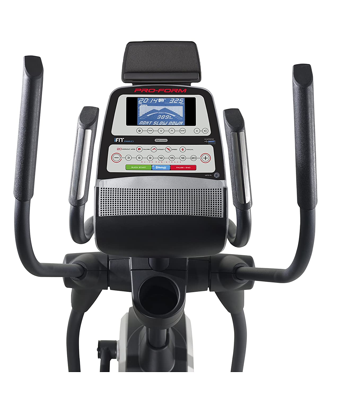 Proform Endurance 520E bicicleta elíptica Unisex, negro: Amazon.es: Deportes y aire libre