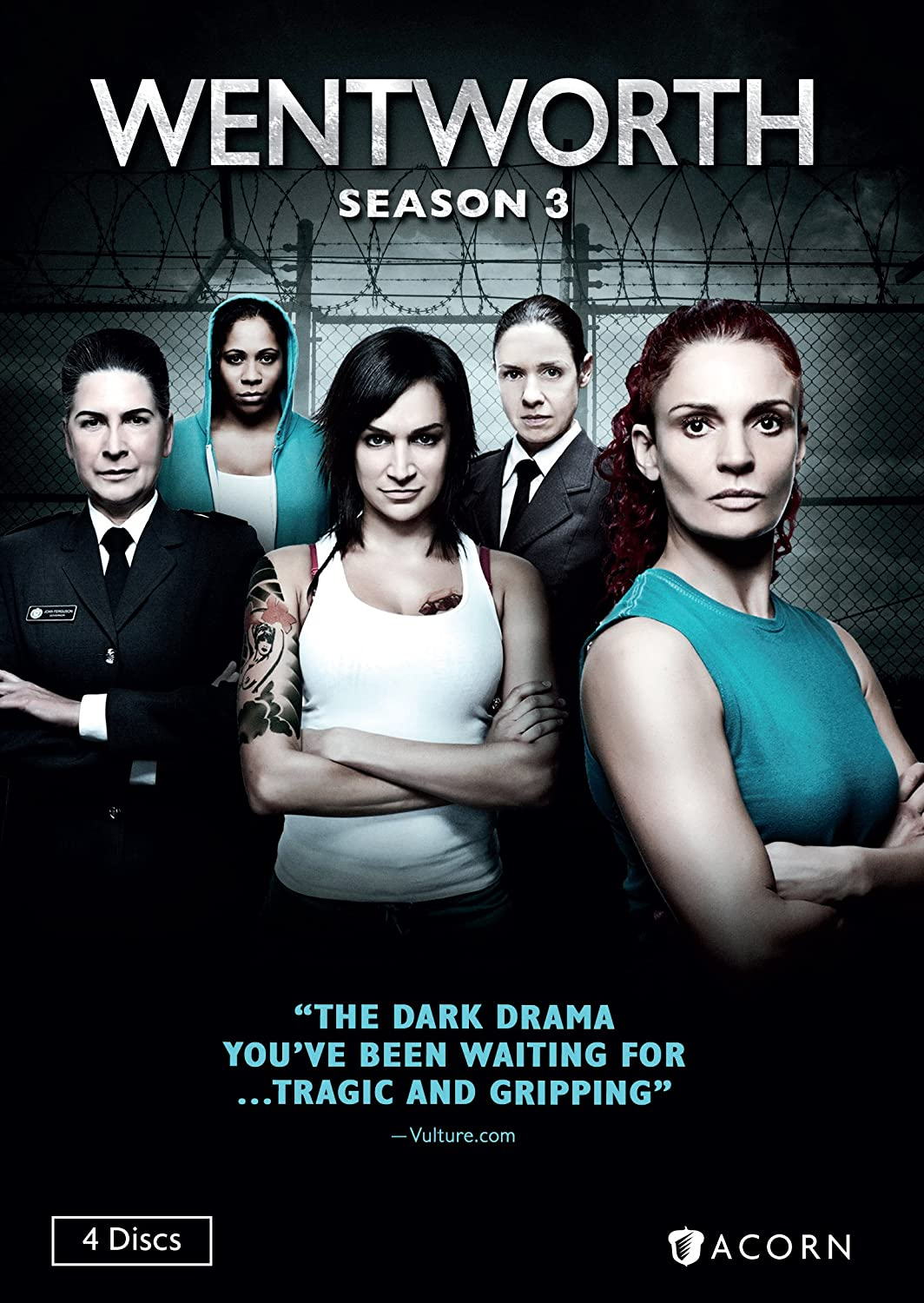 Wentworth: Season 3